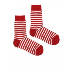 SAILOR RED SOCK