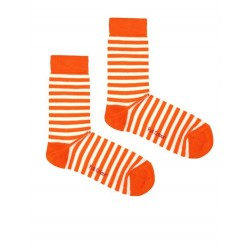 SAILOR ORANGE SOCK