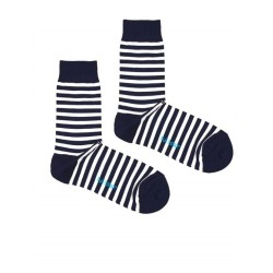 SAILOR NAVY BLUE SOCK