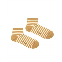 SAILOR BEIGE ANKLE-SOCK