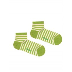 SAILOR GREEN ANKLE-SOCK