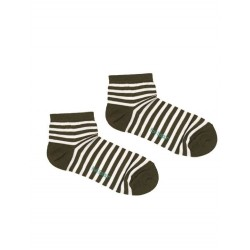SAILOR KHAKY ANKLE-SOCK