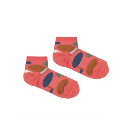 SAILOR PINK ANKLE-SOCK