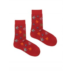 BOURDEAUX FISH SOCK