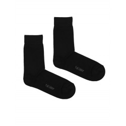 SOLID BLACK SOCK