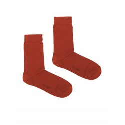 SOLID RUST SOCK