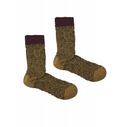 BROCADO OIL SOCKS