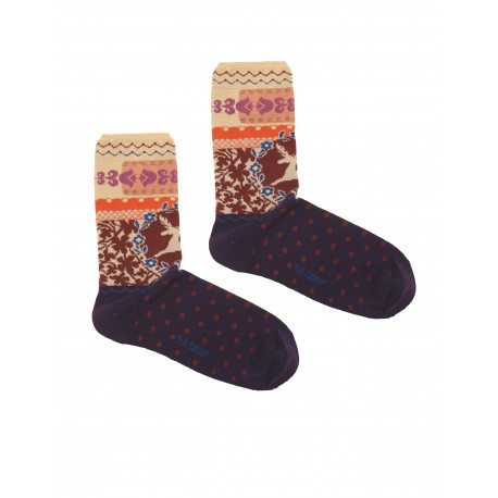 DEER COPIATIVE SOCKS