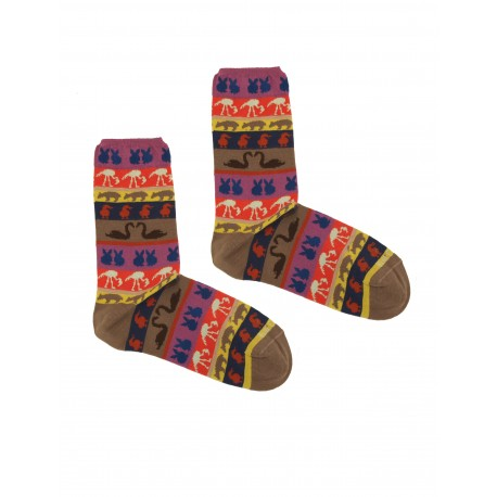 JUNGLE PAVE SOCKS